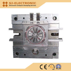 China Manufacturer High Precision Customized Metal Stamping Plastic Injection Mold
