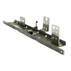 Support en aluminium en acier inoxydable de précision de découpage au laser Métal en feuille de soudage de flexion