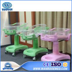 Bbc001 het het Ziekenhuis Gewogen ABS Medische Bed van de Voederbak van de Baby