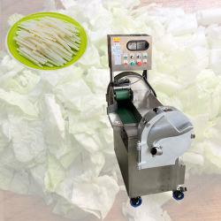 Double-Head frutos automática de cortar vegetais máquina de corte em cubos