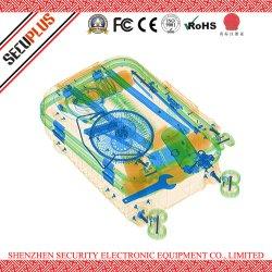 Grand système d'inspection du fret SPX150180 Scanner les bagages de rayons X