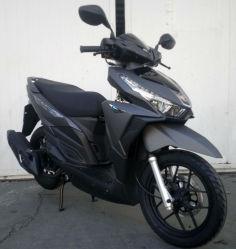 14 polegada Rodas Moto Scooter de gás para o mercado da África