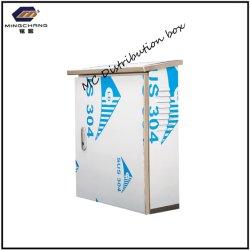 Panel de energía eléctrica en acero inoxidable Box Caja de distribución de chasis de metal