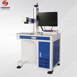 20 واط، 30 واط، 50 واط، 100 واط، علامة ليزر ألياف Engraving Machine Laser Equipment للمعادن