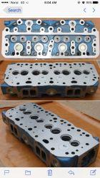 Алюминиевые головки блока цилиндров для различных типов