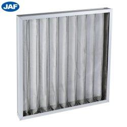 Non-Woven plissé des milieux synthétiques des filtres à air du panneau de filtre primaire