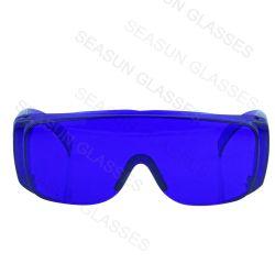 Banheira de venda de suprimentos de fábrica Anti-Fog ajustável de soldagem limpar óculos de segurança protecção UV