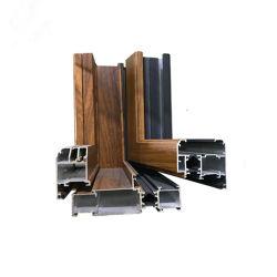 Suministro de la fábrica China de perfil de extrusión de aluminio para ventanas de aluminio puertas marco