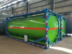 Conteneur-citerne de transport de carburant du réservoir de stockage de l'ISO