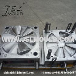 Injection plastique moule lame du rotor du ventilateur