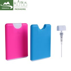 Plastikkarten-Duftstoff-Kasten für Kosmetik