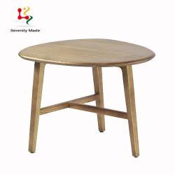 [ميتينغ رووم] مطعم أريكة جانب طاولة أثاث لازم تجاريّة [كفّ تبل] خشبيّة