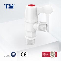 Пластиковый ПВХ струей воды кран на кухне в ванной комнате Bibcock радиатор процессора в ручке одной марки заслонки смешения воздушных потоков