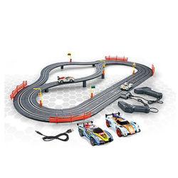 Auto elettrica slot Racing Track giocattolo veloce Orbit Auto Giocattolo per bambini