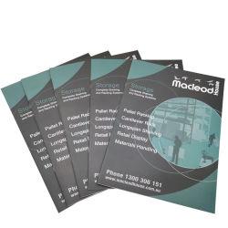 Brochure personalizzata OEM a buon prezzo Manuale dell'azienda opuscolo informativo Stampa