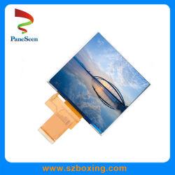 3.95 600 높은 발광성을%s 가진 인치 480X480p IPS LCD 모듈, 가득 차있는 262K 색깔