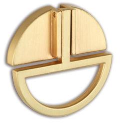 Кабинет ручки старинной золотой ящик кухня шкаф двери падает кольцо рукоятки уводит