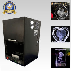 3D كريستال ليزر الداخلية آلة نحت على السطح للكريستال الزجاجي سعر المكعب CLM-801ab2