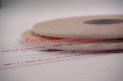 Oker PE OPP 접착 테이프/자체 접착식 테이프/재밀봉 가능한 백 밀봉 테이프 OPP 백