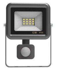 실외 10W PIR 센서 LED 투광 LED 램프 LED 스팟 조명
