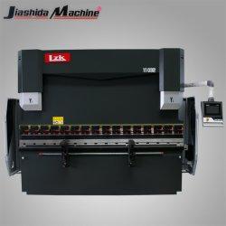 Dispositivo di piegatura automatico idraulico della lamiera sottile di CNC di Hpb 110t3200