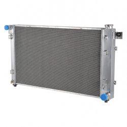Auto-Kühler Hochwertige Auto-Kunststoff-Kühler Auto Alle Aluminium Fortoyota Vios 5cc AT