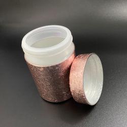 補足の粉のパッキング容器のための250mlプラスチック丸ビン