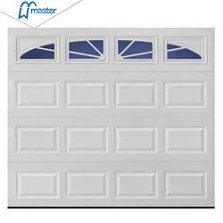 Control remoto por infrarrojos para puerta de garaje Puertas de garaje seccionales Woodengrain//giro/Panel de puerta de garaje Puertas de garaje ascensor
