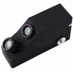 1.30-1.81 rifrazione indext portatile rifrazione rifrattometro Light Gem incorporato