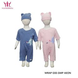 그룹 상표에서 소년 소녀 아이 모자를 위한 주문을 받아서 만들어진 연약한 온난한 면에 의하여 뜨개질을 하는 아기 모자 귀여운 아늑한 땅딸막한 겨울 유아 유아 아기 베레모