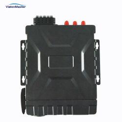 4 Veiligheid DVR van het Voertuig van het kanaal de Waterdichte IP67 SSD