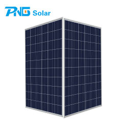 36V 275W TUV/This/ Module solaire polycristallin pour système d'alimentation solaire