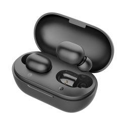 سماعات أذن Haylou GT1 PRO TWS Bluetooth 5.0 مع 26 ساعة سماعات رأس لاسلكية مانعة للتشويش مع ميكروفون مزدوج مع ميزة التحكم في عمر البطارية IPX5 مقاومة للماء لتشغيل الألعاب