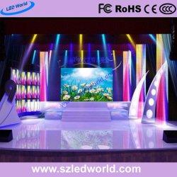 Farbenreicher gebogener LED Bildschirm-Vorstand des hohe Helligkeits-Lichtbogen-(P2.5 P3 P4 P5 P6 P10)