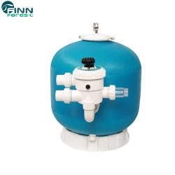 Fornitura di fabbrica piscina filtrazione acqua filtro sabbia