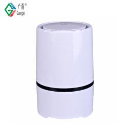 Desktop HEPA-filter luchtzuiveraar met negatieve ionengenerator