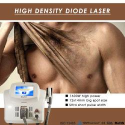 جهاز علاج ليزر ثنائي لتجديد خلايا البشرة وإزالة الشعر