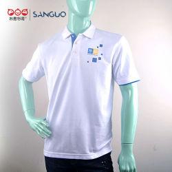 Commerce de gros Polo OEM Cheap imprimé personnalisé T-shirts 100% coton Premium