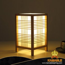Домашняя декоративной бамбуковой таблицы показаний (KAPLT-0059)