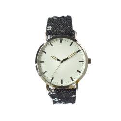 OEM van de Armband van het Af:drukken van de Bloem van de Manier van de Verkoop van de fabriek Heet Horloge (cm19117)