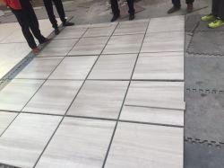 Mattonelle di marmo bianche di legno Polished di Grey dentellare blu verde rosso beige giallo nero bianco di pietra naturale della Cina Brown per i punti della parete del pavimento