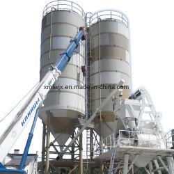 Silo di cemento serrato tonnellata di abitudine 50-1500 da vendere