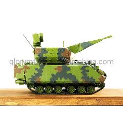 전시 상자 모형 장비 1:35 탱크 모형은 를 위한 도매로 모은다