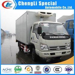Transporte de alimentos camiões frigoríficos com Thermoking Conjunto de Refrigeração