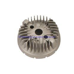 Alliage de zinc aluminium moulage sous pression de pression du radiateur du dissipateur de chaleur pour LED de l'éclairage de rue Downlight encastré au plafond lampe LED Spotlight