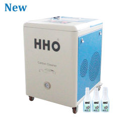 L'enregistrement de l'huile 6.0 Hho moteur de voiture de carburant de la machine de restauration de nettoyant moteur