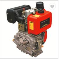 186 fs Niedriger Kraftstoffverbrauch 4-Takt 9 PS Billiger Dieselmotor
