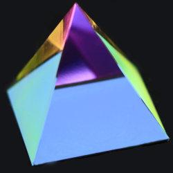 Kristallglas-fördernde Hochzeits-Andenken-Geschenk-Pyramide