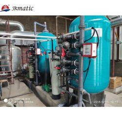 ملينات ماء أيون الجيكوميكونات مع أنظمة الصمامات المتعددة الخاصة بـ RO العلاج المسبق