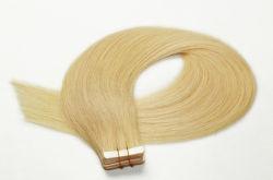 女性16-20inchesのための卸し売りタイプ毛100%の人間の毛髪の拡張美しい実質の羽の毛の拡張